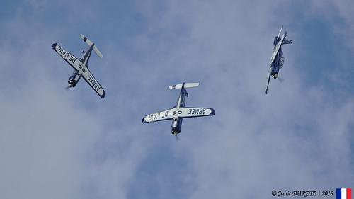 Socata TB 30 Epsilon / Armée de l'Air - Cartouche Doré