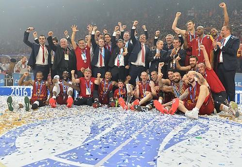 2016 EUROCUP CHAMPIONS