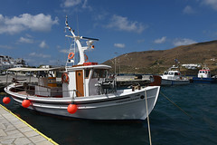 25-Grce Greece 07/2015 (Chanudaud) Tags: sea mer landscape island boat nikon village ngc greece bateau paysage grce andros cyclades nationalgeographic le