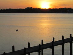 IMG_7360 (br1anall3n) Tags: sunset sky clouds river nj monmouth redbank 732 navesink