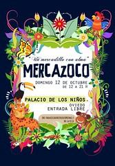 Mercazoco Octubre Oviedo  Palacio de los Niños portada