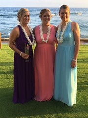 Vanessa, Chelsea, and Lindsay (fethers1) Tags: kauai beachhouserestaurant kauaivacation2016 ericandtiffanyswedding