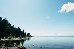 Lake Vnern (Fredrik Forsberg) Tags: lake sweden sony vnern hammar vrmland sj rx100mk3
