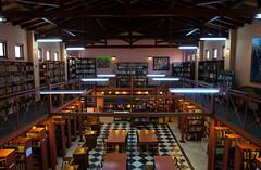 La Biblioteca Pblica Municipal Augusto Roa Bastos (funkallen) Tags: public library biblioteca asuncion paraguay libreria augusto publica roa bastos