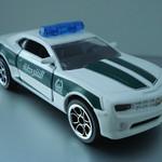 Chevrolet Camaro - Mercedes Benz SLS - Majorette Dubai Police Die Cast 5 Pack