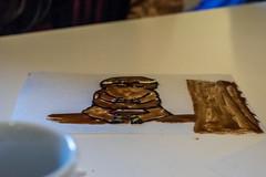 cho 4 (pamelaadam) Tags: food chocolate sloth arty animal ellon aberdeenshire scotland work youthwork february winter 2016 chocolateshop ellonparishchurch churchofscotland digital fotolog thebiggestgroup