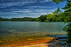 Nickajack Lake, Marion County, Tennessee (BDM17) Tags: county lake water jasper tn dam tennessee marion nickajack