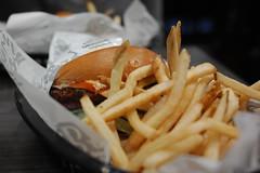 #burger #akihabara (unz) Tags: foveon sigma dp2q dp2quattro eyefi