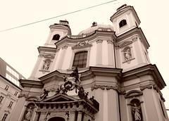 P5301024adsftt (photos-by-sherm) Tags: vienna city retail subway austria spring churches center palaces