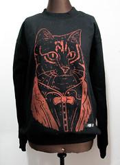(www.caritadegato.cl) Tags: cats design gatos neko bags ropa bolsos vestuario caritadegato barrioitalia