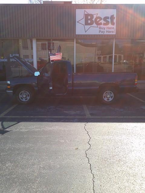 2001 chevy silverado 1500