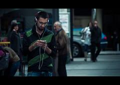 (N.D.K.K.) Tags: madrid street city portrait urban españa music film luz strange digital photoshop movie geotagged photography photo calle spain europa europe exposure strada raw dof gente zoom bokeh retrato candid eu ciudad olympus stranger fotos cinematic dido zuiko barrio портрет 43 oly lightroom evolt exposición e500 город люди zd улица olympuse500 40150mm strase град испания филм хора квартал олимпус мадрид зуйко