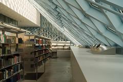 DSC09982.jpg (architecturegeek) Tags: seattle public architecture modern library central oma rem koolhaas lmn