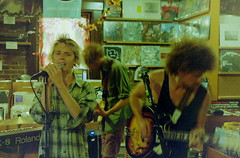 POND (emily_quirk) Tags: emily pond nashville instore quirk grimeys instoreperformance jaywatson tameimpala emilyquirk nickallbrook beardwivesdenim cameronavery