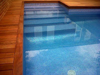 revestimiento azulejo piscina