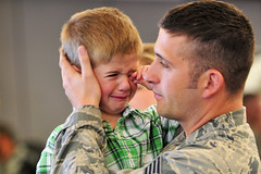 SC Air National Guard's 169th Fighter Wing deploys to Afghanistan (The National Guard) Tags: family usa afghanistan sc us child military southcarolina f16 deploy troops mcentire airman airguard eastover 169th scang