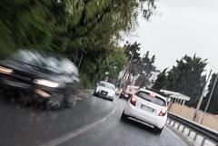 (Pompilio Valerio) Tags: blur car rain speed movimento pioggia macchina velocit pescara montesilvano