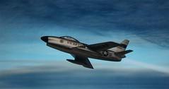 Photo Series 4-18-12-II 009mod4XCZ (mikedetorrice) Tags: sabre f86d fighterinterceptor