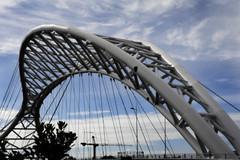 Garbatella Bridge (Emiliano Snow Sabatini) Tags: bridge ponte mygearandme dblringexcellence tplringexcellence eltringexcellence