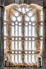 ...let the light come in... (Jordi AC) Tags: barcelona windows sagradafamilia