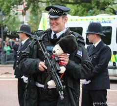Police Officer (HelsBelsPhotography) Tags: london jubilee police themall thequeen metropolitanpolice metpolice diamondjubilee britishmonarchy