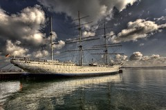 Sail Away (Froschknig Photos) Tags: wallpaper sky clouds himmel wolken away baltic sail sailaway ostsee hdr stralsund segelboot 2012 gorch fock michau mygearandme mygearandmepremium fotofeatmusik froschknigphotos flickrstruereflection1 flickrstruereflection2 flickrstruereflection3 flickrstruereflection4 flickrstruereflection5 flickrstruereflection6 flickrstruereflection7 flickrstruereflectionexcellenceaward flickrstruereflectionexcellence rememberthatmomentlevel1