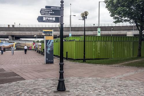 Queen's Quay - Belfast