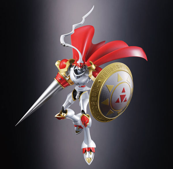 數碼寶貝デュークモン紅蓮騎士獸 (公爵獸)