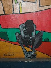 Anti Capitalism (KeizerStreetArt) Tags: streetart protest egypt cairo revolution giza anticapitalism