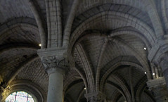 Double Ambulatory Vaulting, Basilica of St. Denis