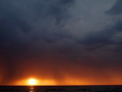 Sunday 5/20/12 (karstenphoto) Tags: sunset storm haven rain pen canon lens michigan 28mm sunday grand olympus 28 legacy fd ep2