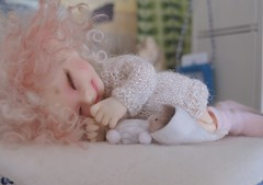 Sleepytime (*alexisbears*) Tags: button fairyland pupu realpuki