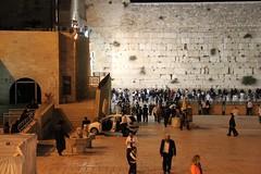 Viagem a Israel 2012 - G3 - Muro das Lamentações