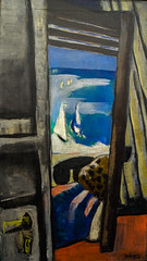 Max Beckmann - View of the Sea, 1928 at Museum Ludwig Cologne Germany (mbell1975) Tags: sea max art museum germany painting deutschland gallery museu view expression cologne köln musée musee m german expressionism expressionist museo 1928 ludwig koeln nordrheinwestfalen muzeum deutsch beckmann müze museumuseum