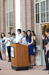 Freeman Scholars Reception 11 (wesleyan.university) Tags: usa reunion connecticut commencement middletown rc 2012 wesleyanuniversity reunionandcommencement freemanscholarsreception rc2012 freemanasianscholars
