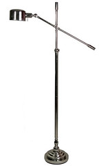 "4250 CHROME FLOOR LAMP • <a style=""font-size:0.8em;"" href=""http://www.flickr.com/photos/43749930@N04/7283090304/"" target=""_blank"">View on Flickr</a>"