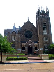 St. Andrew's Episcopal Cathedral (bluerim) Tags: mississippi cathedral episcopal jacksonms hindscounty capitolstreet standrewsepiscopalcathedral