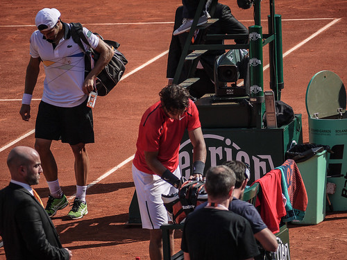 Rafael Nadal (ESP) def. Simone Bolelli (ITA)