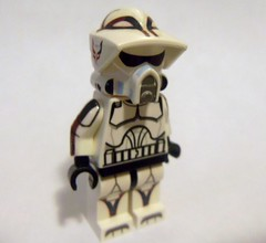Kamino Arf Trooper (Storm Brick) Tags: trooper water star factory force lego arf planet wars custom clone improved advanced waterslides recon kamino