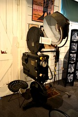Buster Keaton's projector (lucindalunacy) Tags: losangeles paramount moviestudio hollywoodhistory moviehistory