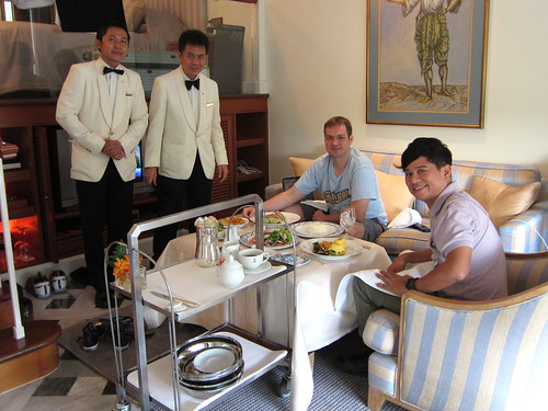 Oriental room service