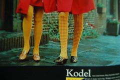 Cool rainshoes (<Vicky's Flicks>) Tags: fashion vintage 60s retro 1967 1960s magazines sixties seventeen