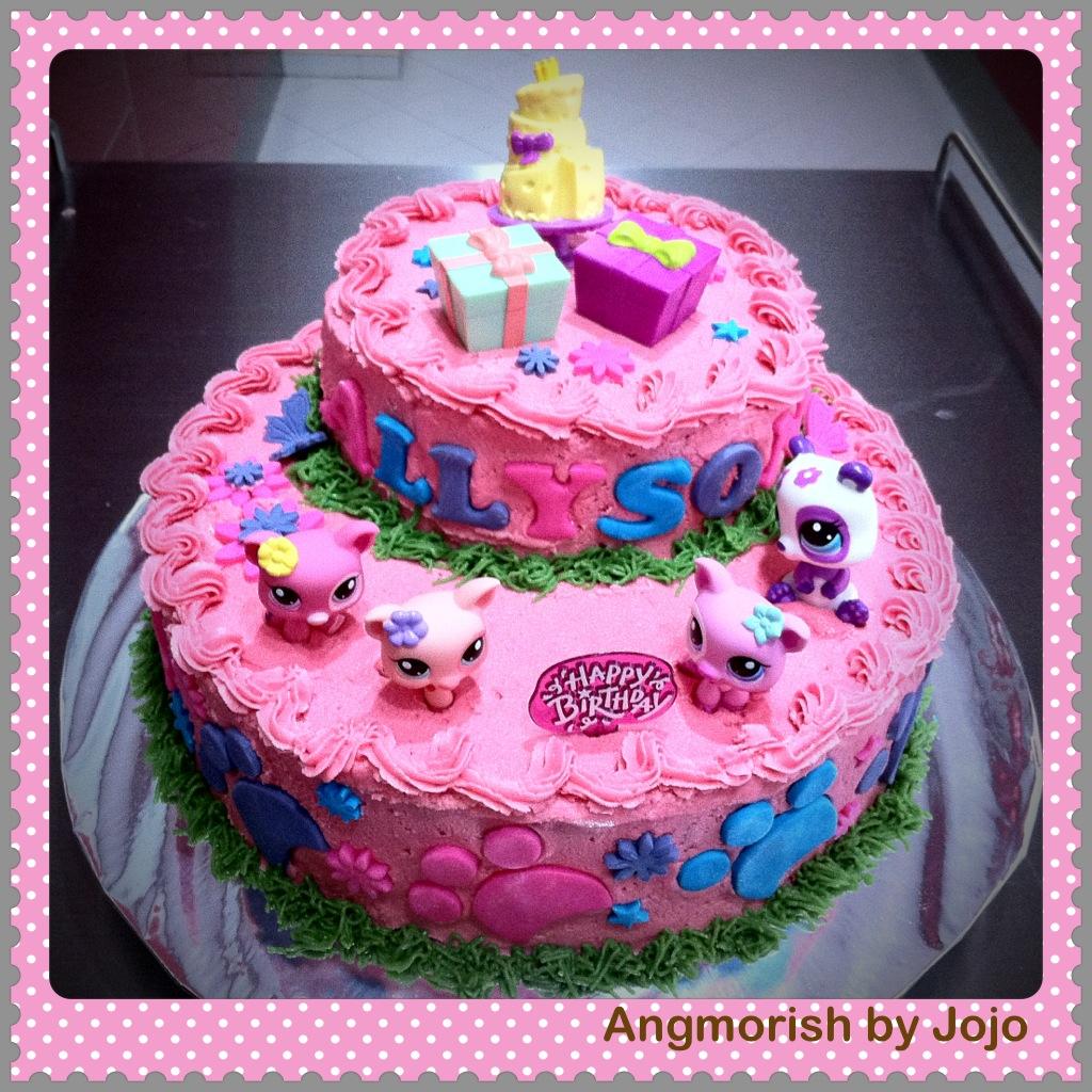 Littlest pet shop coloring pages buttercream cakes | 1024x1024