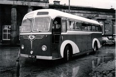 Highland.Omnibuses Ltd KWO 34 Guy  Duple (ronnie.cameron2009) Tags: travel bus guy ex buses scotland redwhite scottish passenger chepstow coaches inverness duple highlandomnibuses passengertransport farestage stagejourney coachtavel