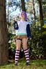 (yeshayden) Tags: cosplay lollipop コスプレ ロザリオとバンパイア rosariovampire mizoreshirayuki 白雪みぞれ