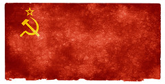 USSR Grunge Flag (Free Grunge Textures - www.freestock.ca) Tags: old red texture yellow hammer vintage paper star image russia antique background flag grunge country union stock nation picture retro communist communism national soviet page socialist sheet aged sickle russian resource textured grungy ussr republics