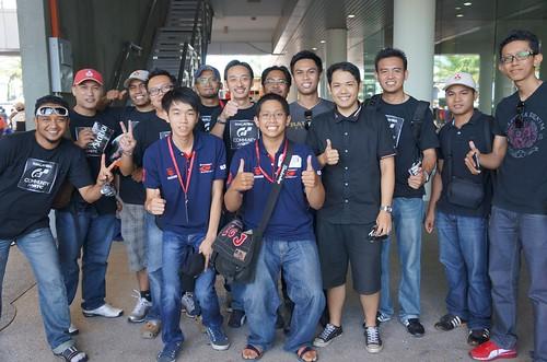 SUPER GT ASIA 2012