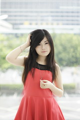 _DSC5411 (rickytanghkg) Tags: portrait woman cute girl lady female asian airport model pretty chinese young