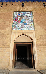 Arg of Karim Khan - Shiraz (Sinan Doan) Tags: iran ran nikon iraz shiraz kerimhankalesi kale argofkarimkhan iranian persian  iranphotos