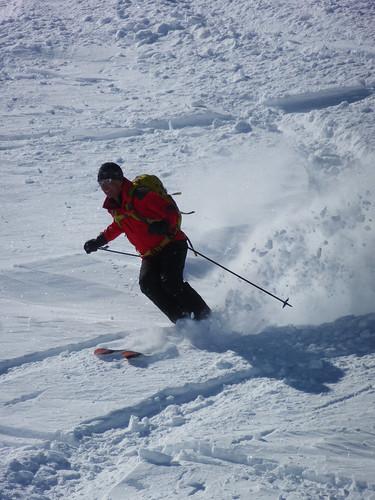Arlberg 24. - 28. März 2014